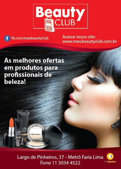 Anúncio Beauty Club